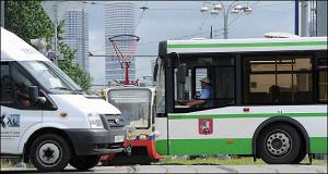 55% москвичей отмечают улучшение транспортной ситуации