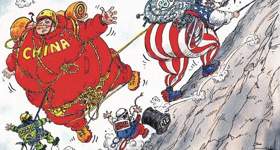 О том, что Америка делает с нами, Китаем и союзниками по БРИКС