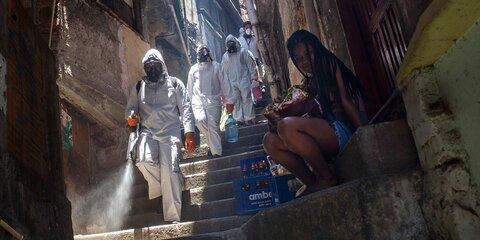 Вирусолог рассказал, насколько опасен «бразильский» штамм коронавируса
