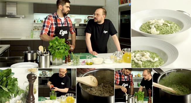 «Еда на ночь»: Руслан Поляков в гостях у «Еды»