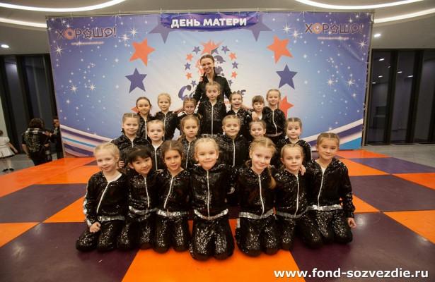 ВСАОпрошел благотворительный концерт коДнюматери «Уколыбели сердца»