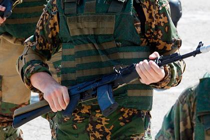 Стало известно овспыльчивости иагрессии устроившего бойню вВоронеже солдата