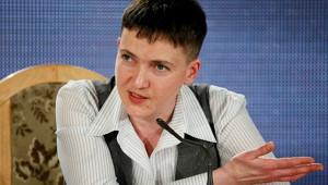 Савченко предложила купить жителей Донбасса