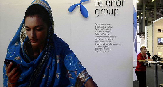 Telenor списала $915 млн из-за Vimpelcom