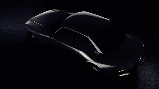 Peugeot возродит культовое купе 504