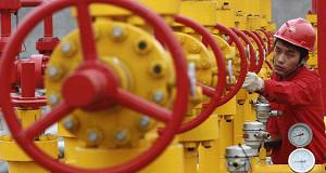Китай извлекает выгоду из дешевой нефти