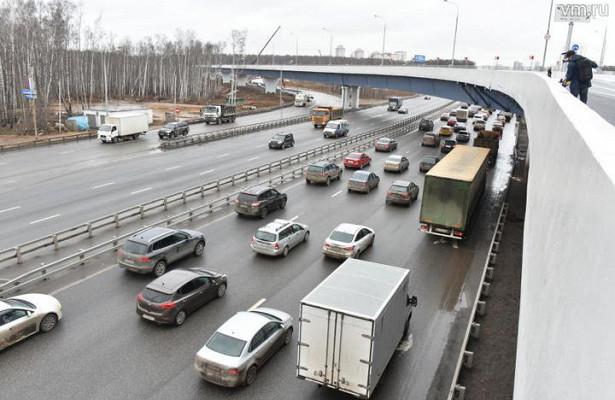 Реконструкция увеличила скорость движения транспорта