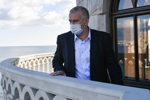 Аксенов оценил вероятность закрытия Крым длятуристов из-запандемии