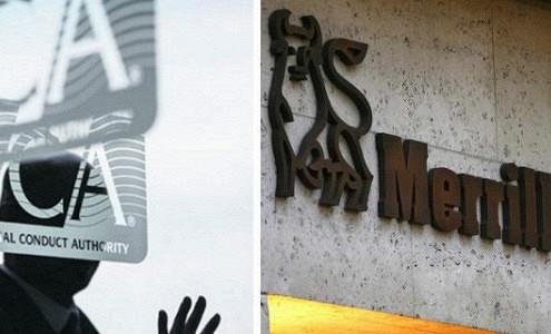 Британия оштрафовала Merrill Lynch на $20 млн