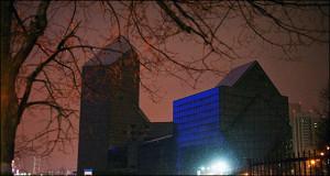 Советский долгострой – «голубая стекляшка» на Вернадского – может быть достроен
