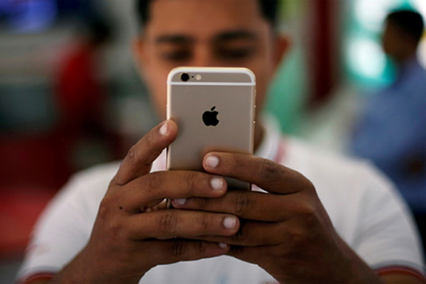 Владельцы iPhone нашли несуществующую связь 5G