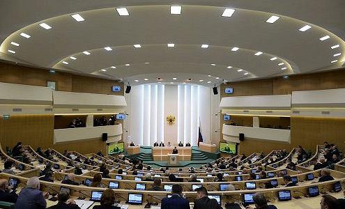 Совет Федерации одобрил закон о приостановлении договора о ЗСТ с Украиной