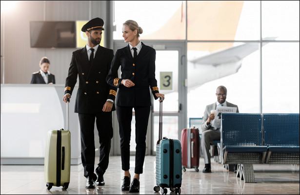 Гдеотдыхают стюардессы вовремя дальних перелетов