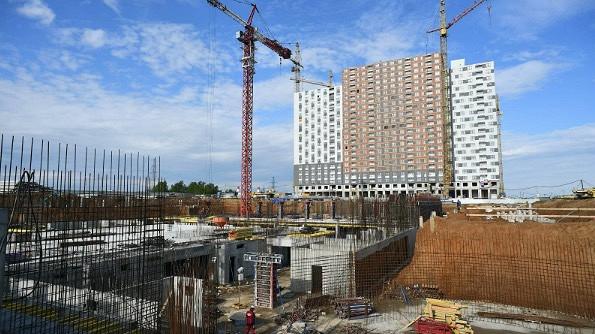 Москва досрочно выполнила план построительству жилья