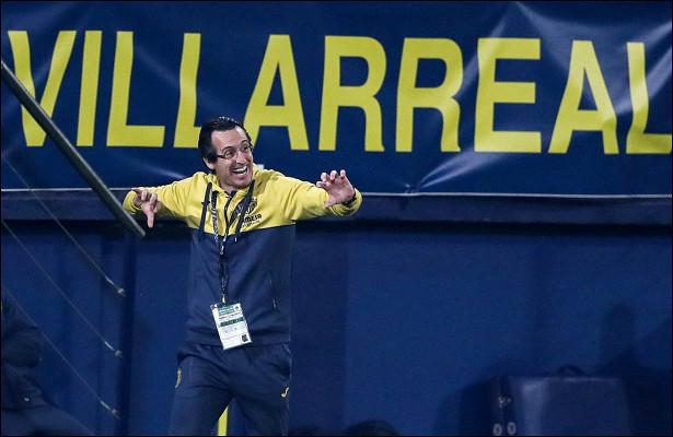 Унаи Эмери после «Арсенала»: идёт втоп-4, какиграет «Вильярреал»