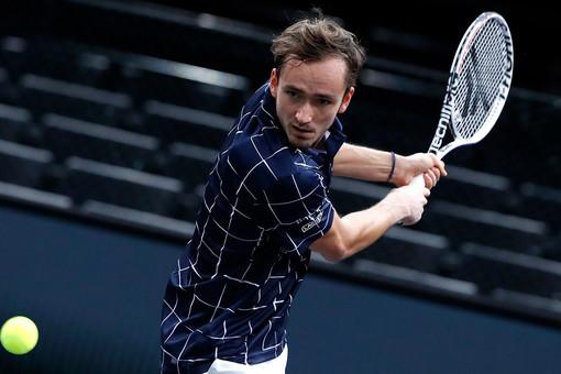 Медведев прокомментировал выход вчетвертьфинал Australian Open