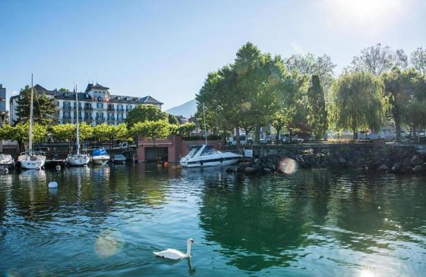 11вещей, которые нужно сделать (исъесть) врегионе Женевского озера