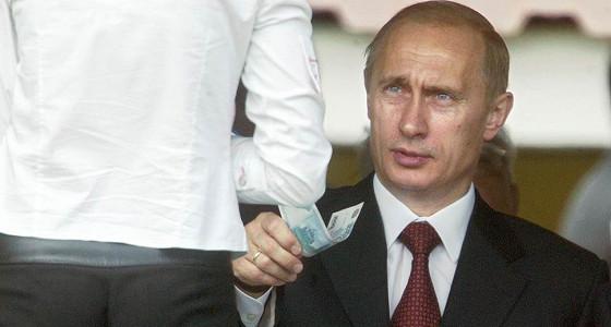 Песков попросил не путать ФНБ с личной копилкой Путина