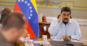 Венесуэле грозят заговоры извне, фашисты и буржуазия