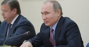Путин: российские власти не будут отказываться от плавающего курса рубля