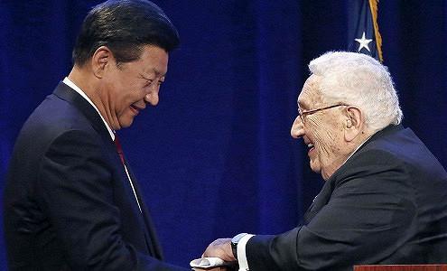 Китай и США рассчитываются на первый-второй