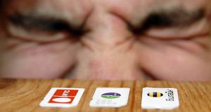 ФАС возбудила новое дело в отношении МТС, «Мегафона» и «Вымпелкома»