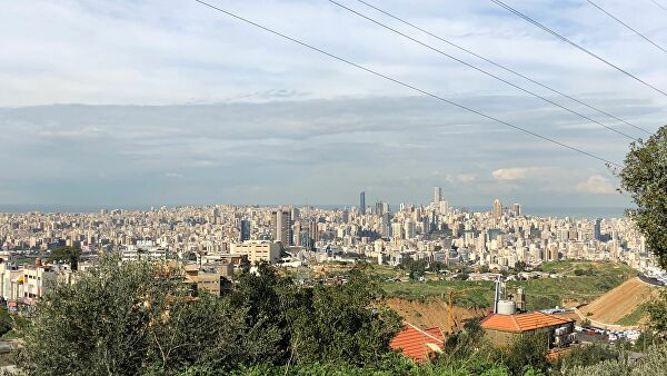 Мощный снегопад оставил Ливан безэлектричества
