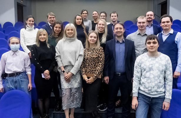 Совет молодых специалистов Департамента финансов города Москвы подвел итоги работы за2020 год
