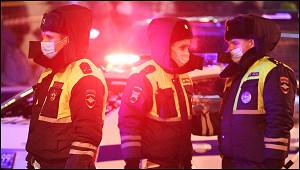 Porsche сбил девушку назебре вМоскве