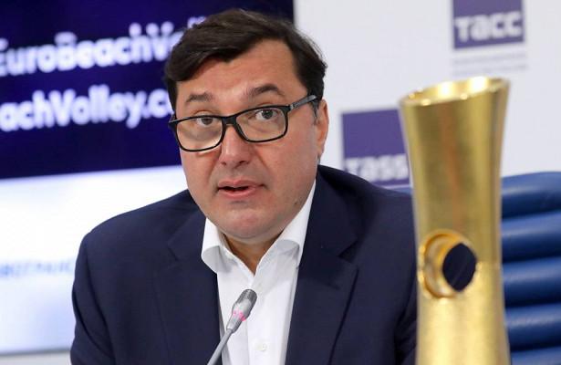 Шевченко избран президентом Всероссийской федерации волейбола