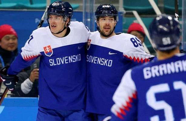 Россия упустила победу надСловакией