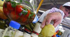 Овощи, рубль и рецессия против инфляции