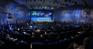 Все государственные экономические форумы отдадут одной компании