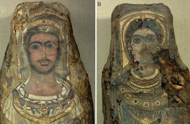 Современные технологии раскрыли загадку египетских мумий