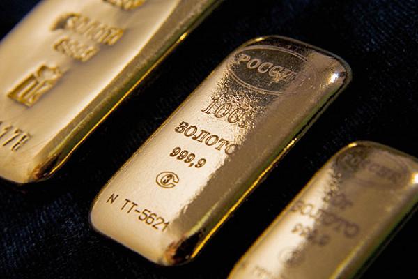 Россия может побить рекорд попроизводству золота