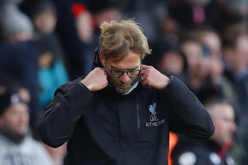 Клопп несчитает «Ливерпуль» «готовым продуктом»