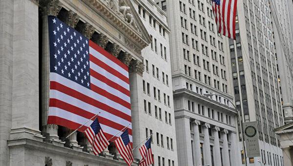 Фондовый рынок СШАначал неделю спадения