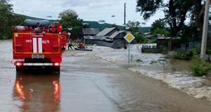 Ущерб от тайфуна «Лайонрок» в Приморье превысил 7 млрд рублей