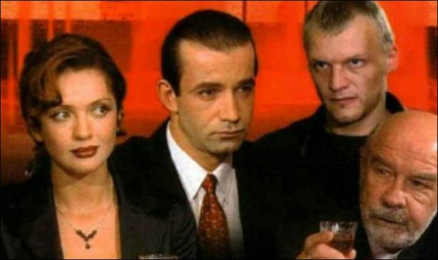 Какснимали сериал «Бандитский Петербург» иского списаны главные персонажи