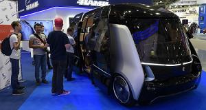 Беспилотные автомобили интересуют 56% россиян