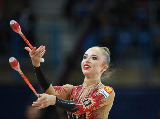 Гимнастка Юлия Бравикова проведет вОрле мастер-класс