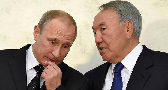 Путин объяснил причины снижения товарооборота с Казахстаном